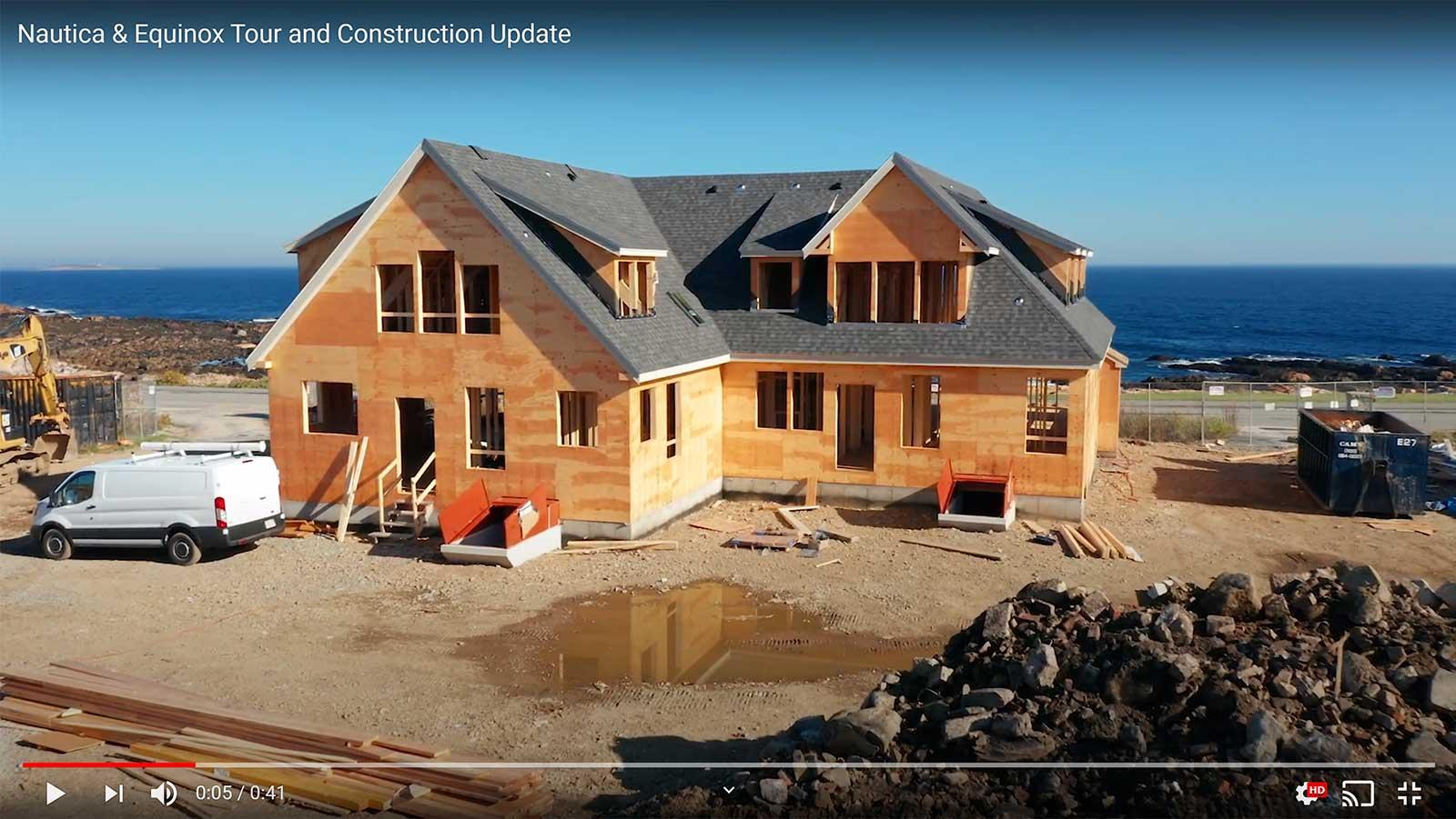 Nautica & Equinox Tour and Construction Update